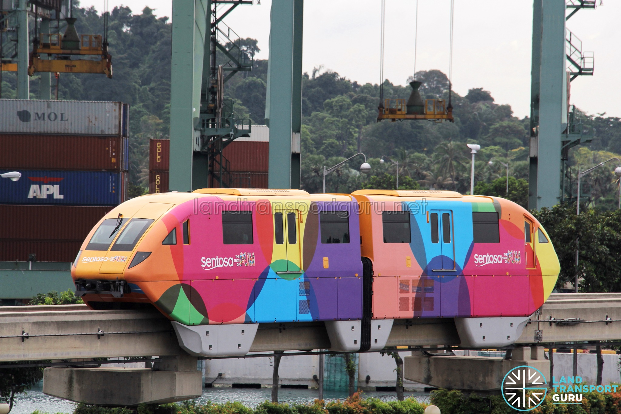 Early Closure of Sentosa Express (March 2020)