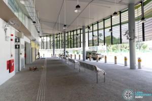 New Shenton Way Bus Terminal - Passenger Concourse