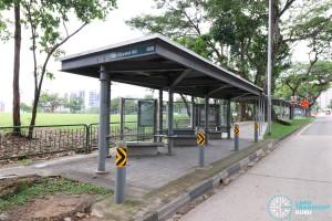 Permanently closed: Bus Stop 61059 (bef Upp Serangoon Rd) along Upper Aljunied Road