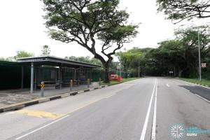 Permanently closed: Bus Stop 70061(opp Mt Vernon Crematorium) along Upper Aljunied Road