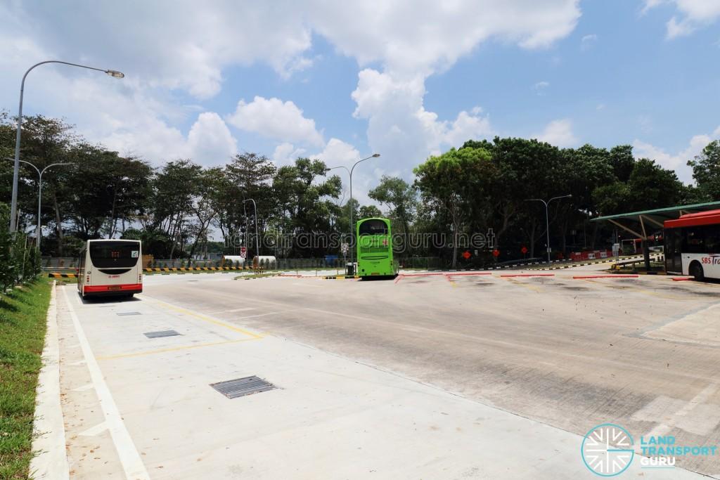 Upper East Coast Bus Terminal - Old bus park