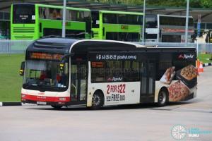 SMRT Buses MAN A22 (SMB1329G) - Service 859B