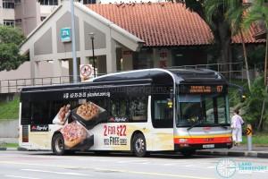 SMRT Buses MAN A22 (SMB1447Z)- Service 67
