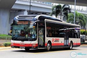 SMRT Buses MAN A22 (SMB262X) - Service 950