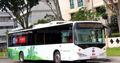 Go-Ahead Singapore BYD K9 (SG4001J) - Service 15