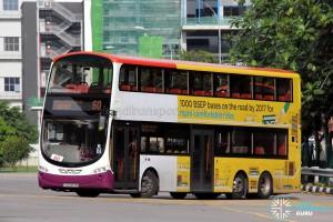 SBS Transit Volvo B9TL Wright (SG5327M) - Service 60