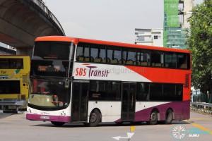 SBS Transit Volvo B9TL CDGE (SBS7425M) - Service 76