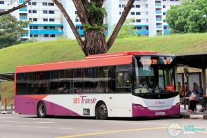 SBS Transit Scania K230UB (SBS8237H) - Service 170