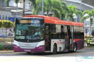 SBS Transit Scania K230UB (SBS8436A) - Service 170X