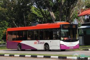 SBS Transit Scania K230UB (SBS8835G) - Service 155