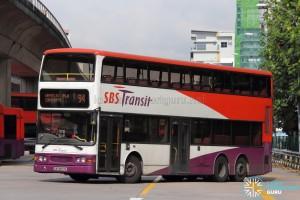 SBS Transit Dennis 3 (SBS9673A) - Service 94