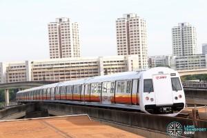 The C151B train