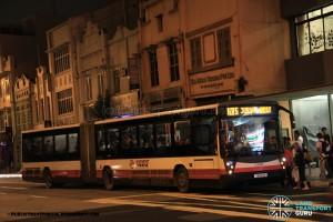 SMRT Mercedes-Benz O405G (TIB1214B) - NightRider NR5