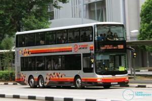 SMRT MAN A95 (SMB5888H) - Service 190A