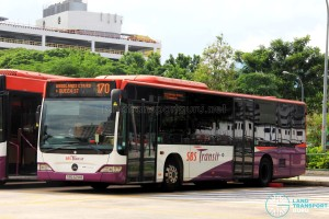 SBS Transit Mercedes-Benz Citaro (SBS6218B) - Service 170
