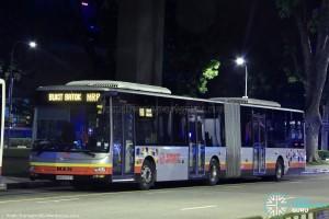 SMRT MAN A24 (SMB8023S) - NightRider NR8
