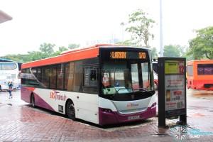 SBS Transit Scania K230UB (SBS8049J) - Service 170