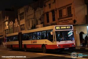 SMRT Mercedes-Benz O405G (TIB854K) - NightRider NR5