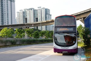 Downtown Line Shuttle Service - Bukit Panjang