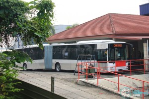 Gemilang Coachworks - MAN A24 bus destined for SMRT Buses