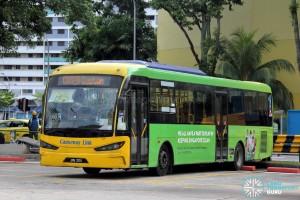 Causeway Link Sksbus SA12-300 (JPN3751) - Service CW2