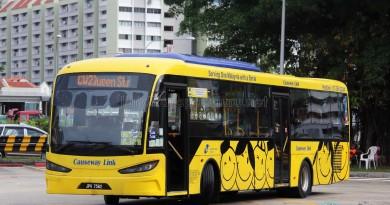 Causeway Link Sksbus SA12-300 (JPV7562) - Service CW2