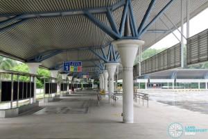 Tuas Bus Terminal Concourse