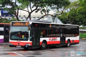 SMRT Mercedes-Benz Citaro (SMB136C) - Service 853
