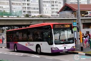 SBS Transit Mercedes-Benz Citaro (SBS2002H) - Service 240M