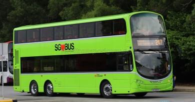 SBS Transit Volvo B9TL Wright (SG5462E) - Service 247