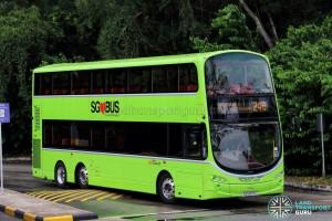 SBS Transit Volvo B9TL Wright (SG5473Z) - Service 248