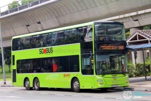 SMRT MAN A95 (SG5786X) - Service 969