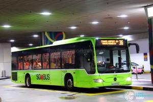 Go-Ahead Mercedes-Benz O530 Citaro (SBS6539A) - Service 36