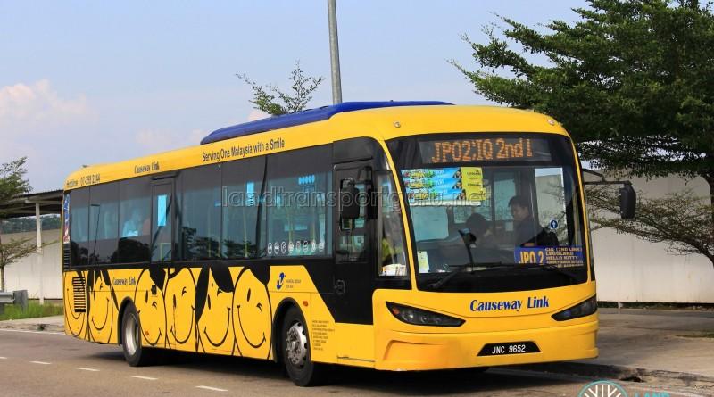 Causeway Link Sksbus SA12-300 (JNC9652) - Service JPO2