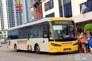 Causeway Link Sksbus SA12-300 (JNE3097) - Service SL1