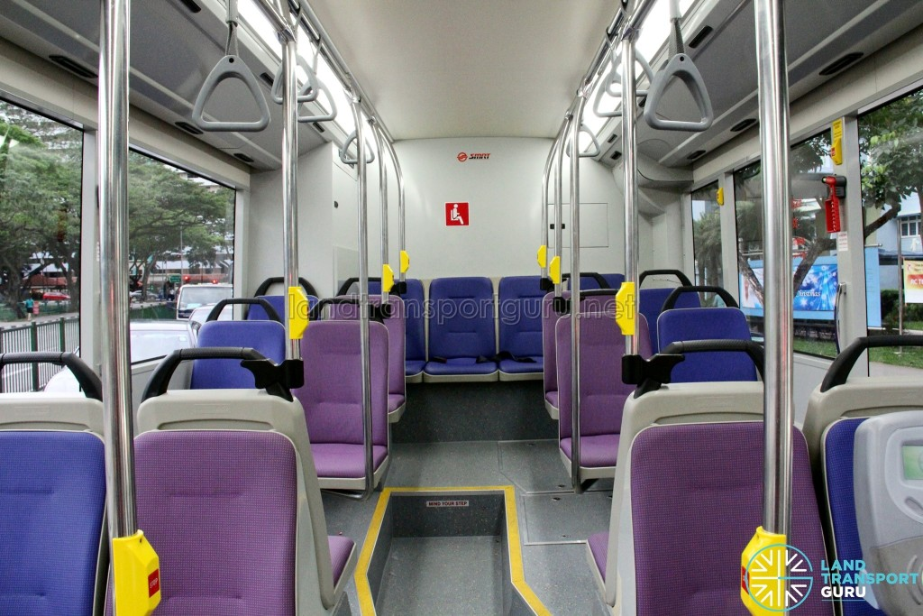 MAN A22 (MCV) (SMB138Y) - Interior (Rear Section)