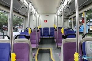 MAN A22 (MCV) (SMB138Y) - Interior (Rear Section)