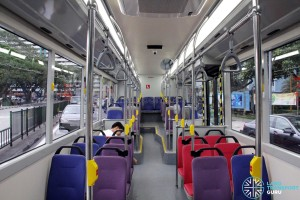 MAN A22 (MCV) (SMB138Y) - Interior (Front to Rear)