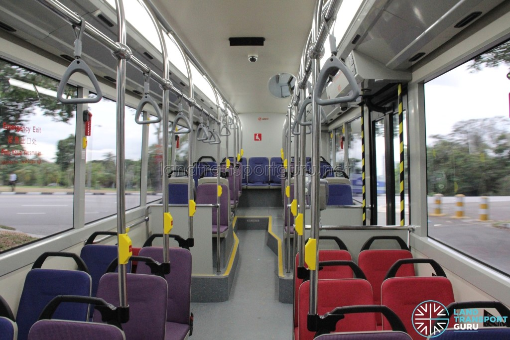 MAN A22 (MCV) (SMB138Y) - Interior (Middle to Rear)