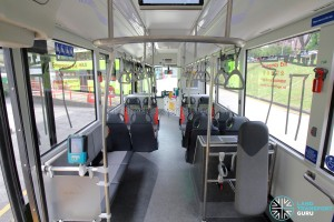 MAN Lion's City SD 3-Door (SG4002G) - Interior (Middle to Front)