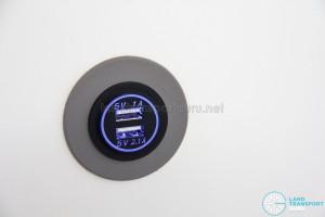 MAN Lion's City SD 3-Door (SG4002G) - USB Charging Port