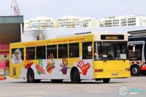 Bus-Plus Dennis Lance UMW (PA4076K) - Chartered