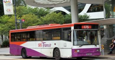 SBS Transit Volvo B10M MkIV DM3500 (SBS2822H) - Service 175