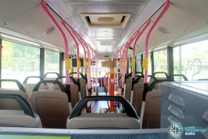 Higer KLQ6129GQH2 (RD6066L) - Interior (Rear to Front)