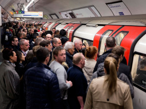 London Underground Northern Line (Photo: The Independent UK)