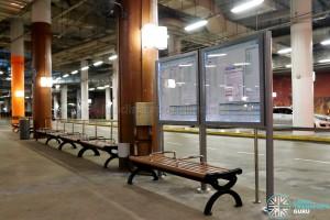 Public Bus Waiting Area - Information Board [Jul 2017]