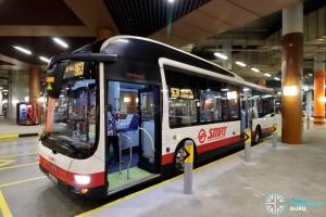 Bus Service 963R at RWS [Jul 2017]