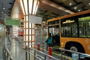 Resorts World Sentosa - Sentosa Bus Berth