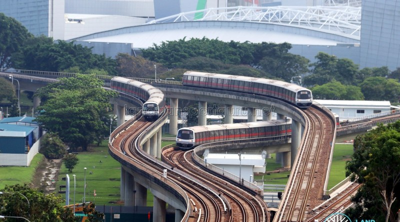Changi Branch Line to become part of Thomson-East Coast Line