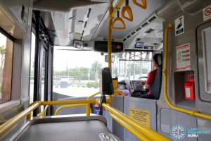 Alexander Dennis Enviro500 (Batch 2) - Lower Deck (Front section)